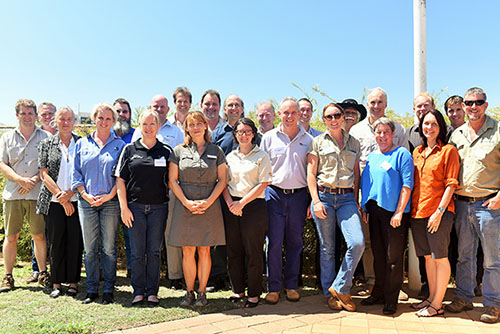 Participants of workshop 1 CAP for Pilbara 2015