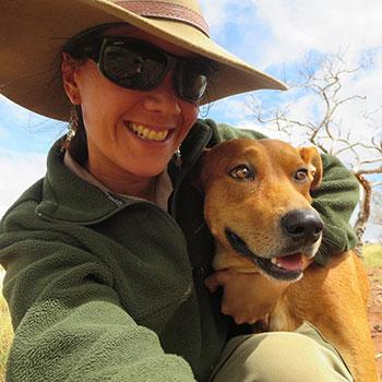 Mary-Anne Clunie Ross, Regional Land Care Facilitator
