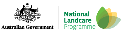 Australian Government National Landcare Programme logo
